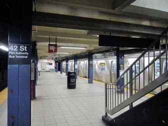 42nd Street Subway Station