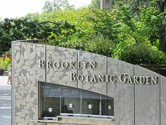 Brooklyn Botanic Garden in New York