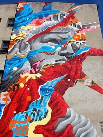 Little Italy in NYC - Street Art