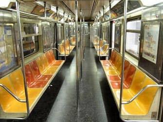 Metro stoelen