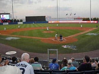 Staten Island Yankees in New York