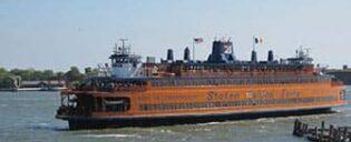 Staten Island in NYC - Staten Island Ferry