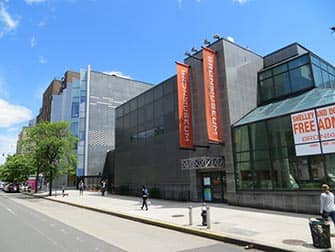 The Bronx Museum in New York