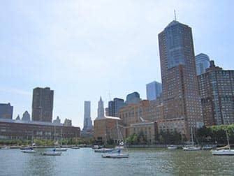 TriBeCa in New York - Pier 25