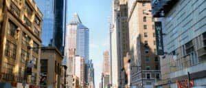 Geschiedenis new york