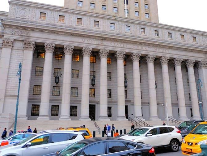 Civic Center - Rechtbank