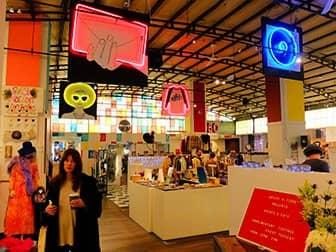 Winkelen in SoHo - Artists & Fleas