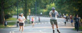 Rolschaatsen New York
