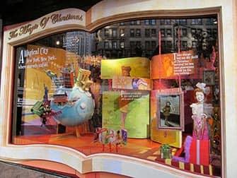 Macy's in New York - Vitrine