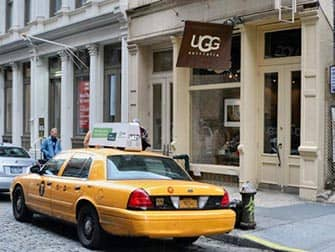 UGG Concept Store in New York