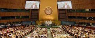 De Verenigde Naties in New York