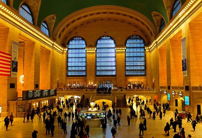 Grand Central Terminal - Interieur