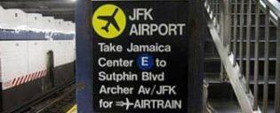 Transfer van Manhattan naar JFK Airport