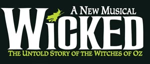 Wicked op Broadway Tickets