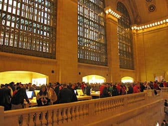 Apple Store in Grand Central in NYC