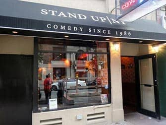 Comedy Club Stand Up in New York