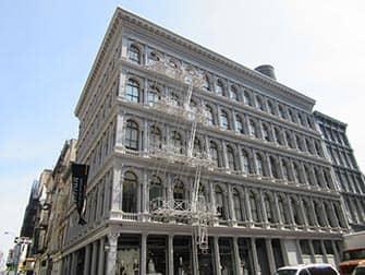 SoHo in New York - gebouwen