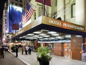 Pennsylvania Hotel in Nova York