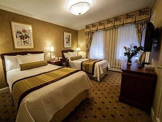Wellington Hotel in New York - Kamer