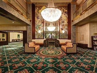 Wellington Hotel in New York - Lobby