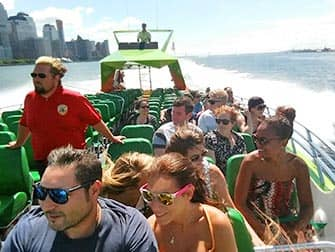 Circle Line The Beast in New York - Speedboat