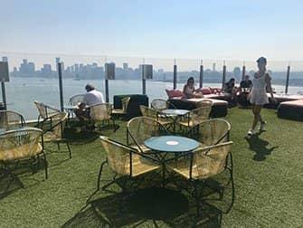 Gay Clubs en Nightlife in New York - Terras