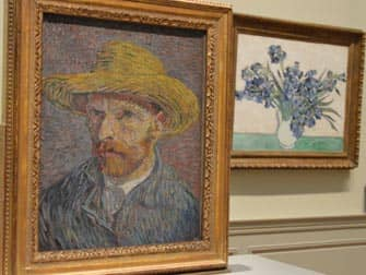 The Metropolitan Museum of Art in New York - Van Gogh