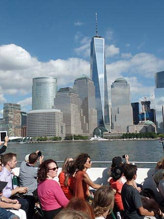 Circle Line Liberty Boottocht - Freedom Tower