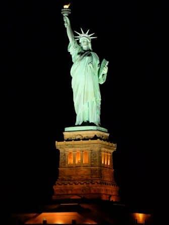 Dinner Cruise in New York - Vrijheidsbeeld