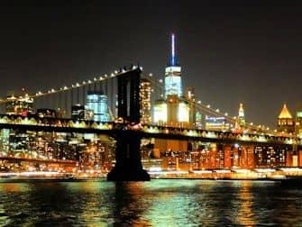 Dinner Cruise met Buffet in New York - Manhattan Skyline Bridge