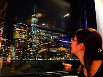 Dinner Cruise met Buffet in New York - Uitzicht