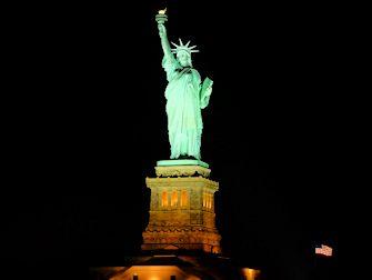 Dinner Cruise met Buffet in New York - Vrijheidsbeeld