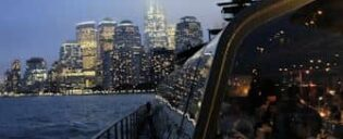 Luxe dinnercruise in New York