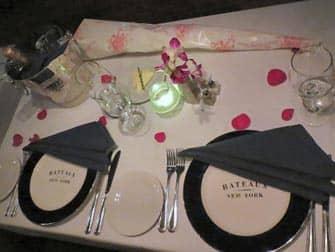 Valentijns Dinner Cruise in New York - Romantisch Diner