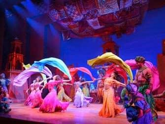 Aladdin de Musical in New York