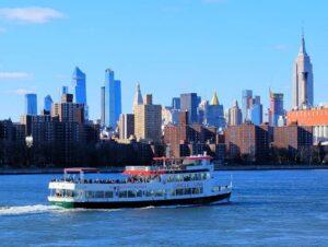 Boottochten Overdag in New York