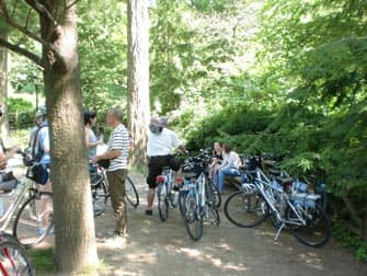 Central Park - Fietsen in het Park