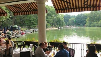 Central Park - Loeb Boathouse
