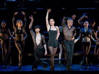Chicago de musical op Broadway in New York