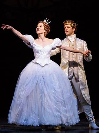 Cinderella op Broadway NYC
