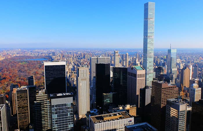 De New York Pass - Top of the Rock