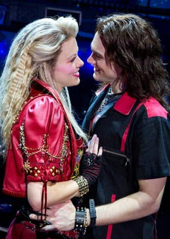 De musical Rock of Ages in New York