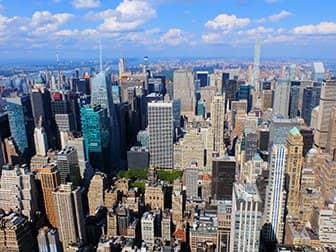 Empire State Building Tickets - Uptown Uitzicht