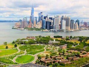 Helikoptervluchten in New York
