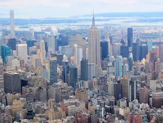 Helikoptervluchten in New York - Empire State Building