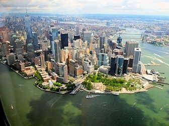 Helikoptervluchten in New York - Skyline