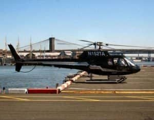 Helikoptervluchten routes in New York
