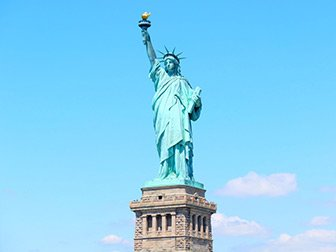 New York Pass - Vrijheidsbeeld