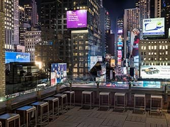 Novotel Times Square - Rooftop Terras