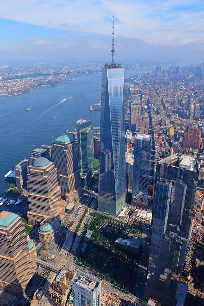 One world observatory tickets for Plus haute tour new york
